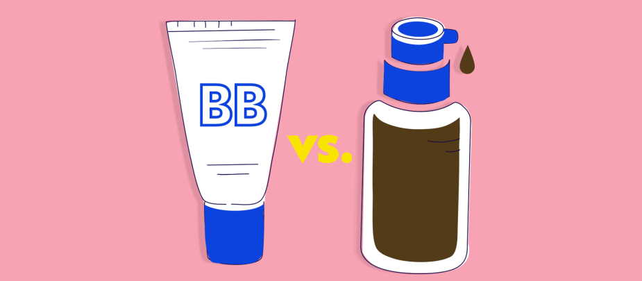 What is the difference between foundation and BB cream?