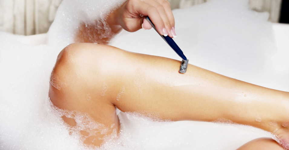 How to get rid of skin irritation after shaving legs?